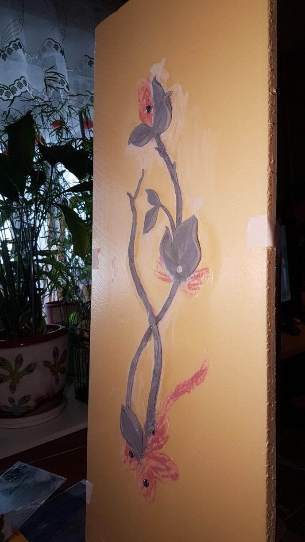 20200224 145957 689x1224 - Мастер-класс цветочный барельеф для Виктории Сазоновой